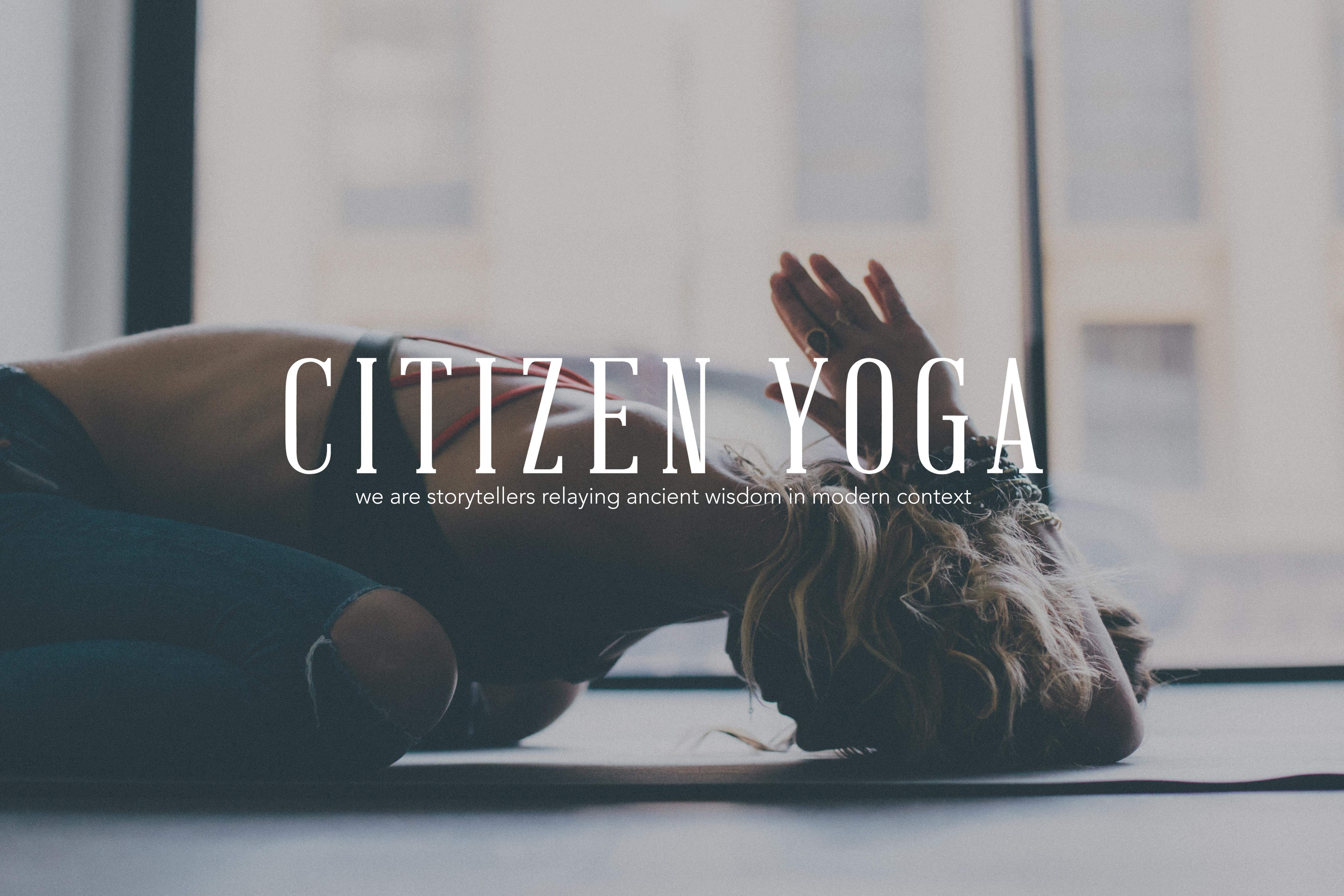 Citizen Yoga Studio
