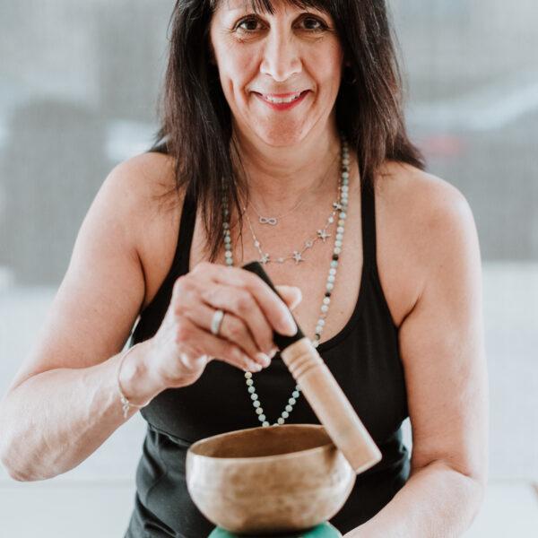 Cindy Levine smiling