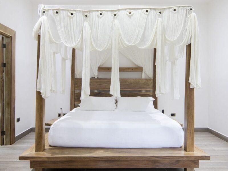Bedroom at Bodhi Tree Resort